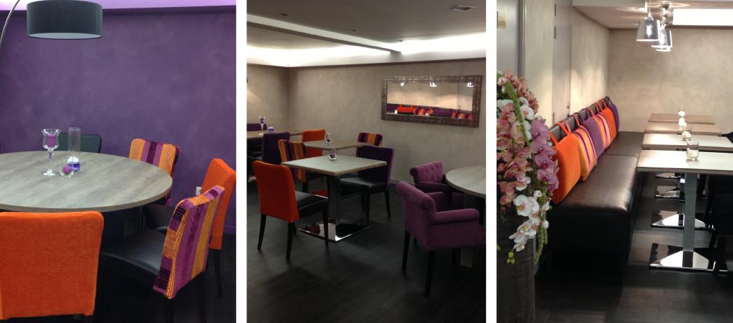 banquettes de bar et brasserie tapissier d corateur bordeaux 33 gironde. Black Bedroom Furniture Sets. Home Design Ideas