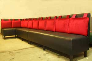 fabrication de banquettes si ges et fauteuils pour. Black Bedroom Furniture Sets. Home Design Ideas